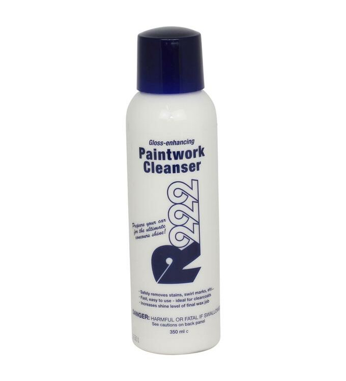 R222 Paintwork Cleanser - Lackreiniger 350ml