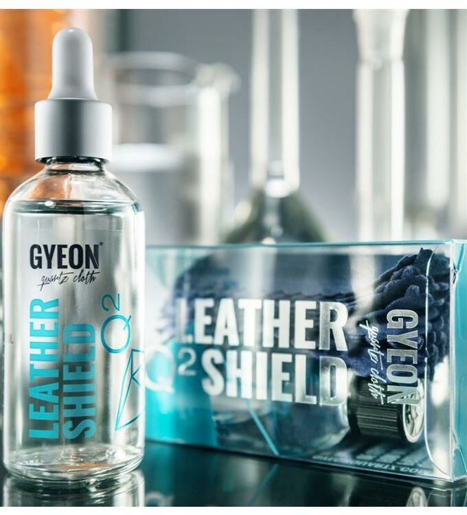Gyeon Q2 Leather Shield - 50ml, 100ml