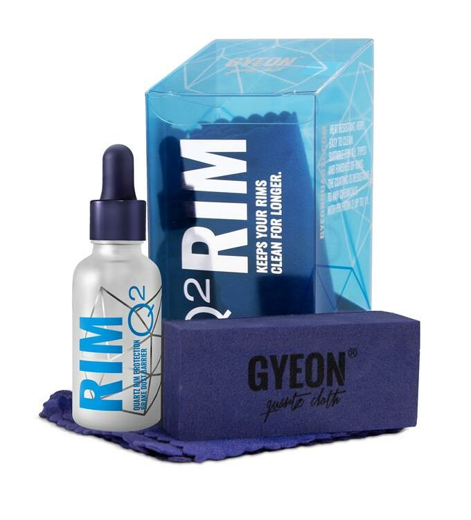 Gyeon Q2 Rim Kit 30ml Felgenversiegelung