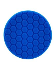 Chemical Guys Hex-Logic Polierschwamm Soft Polishing Blau...