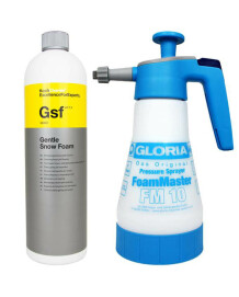 Koch Chemie Gsf Gentle Snow Foam 1L + Gloria FM10...