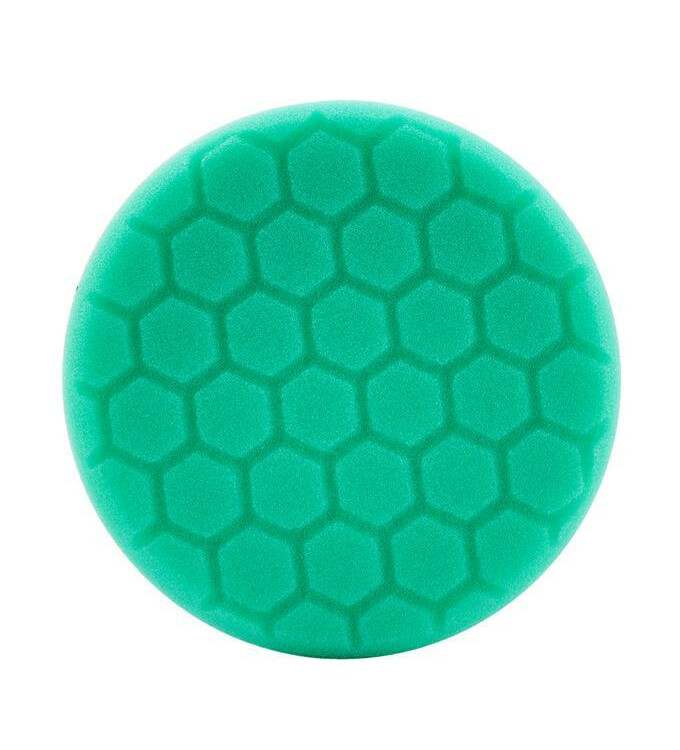 Chemical Guys Hex-Logic Heavy Polishing Pad Green 5,5