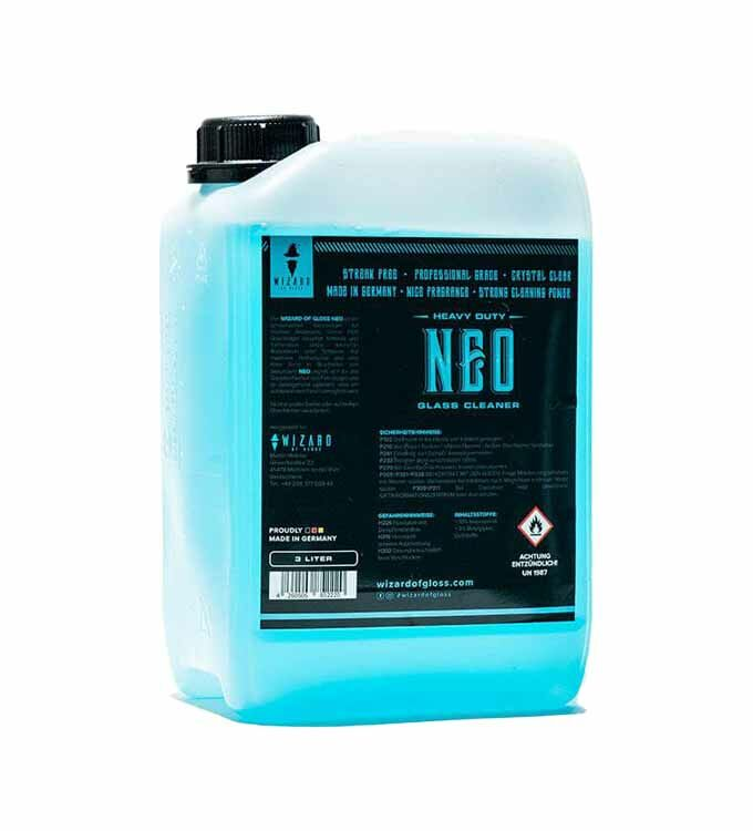 Wizard of Gloss Neo Glasreiniger 3L