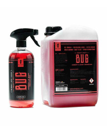 Wizard of Gloss Bug Schmutz- & Insektenentferner - 750ml, 3L