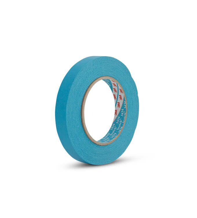 3M Scotch Tape 3434 Blau 18mm