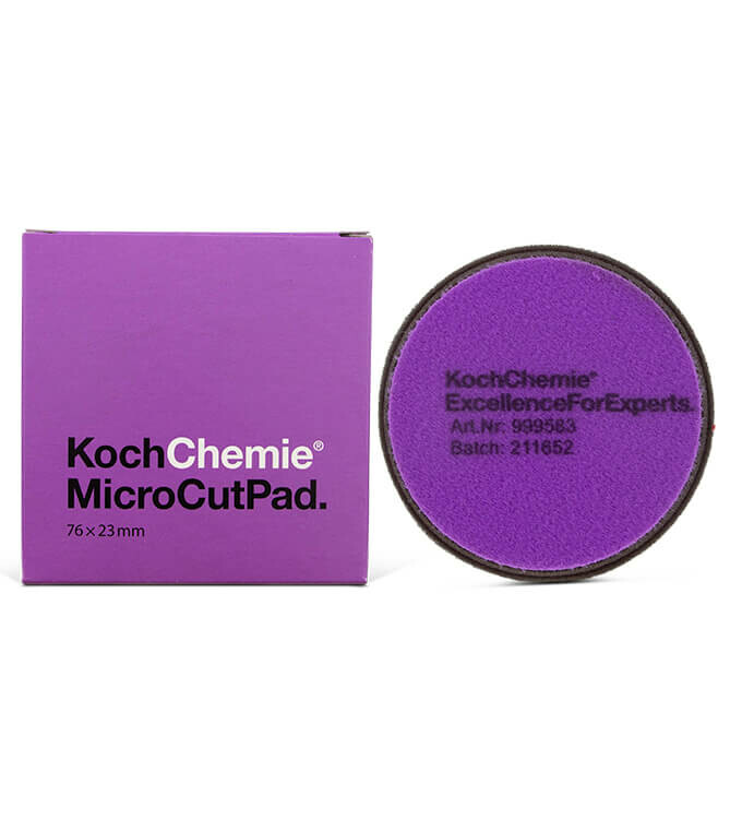 Koch Chemie Micro Cut Pads 76mm Medium 5er Set