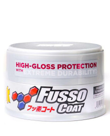 Soft99 New Fusso Coat 12M Wax Light 200g