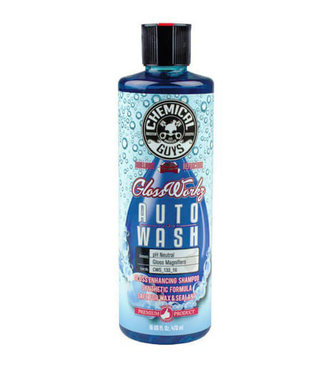 Chemical Guys Glossworkz Gloss Booster Shampoo 473ml