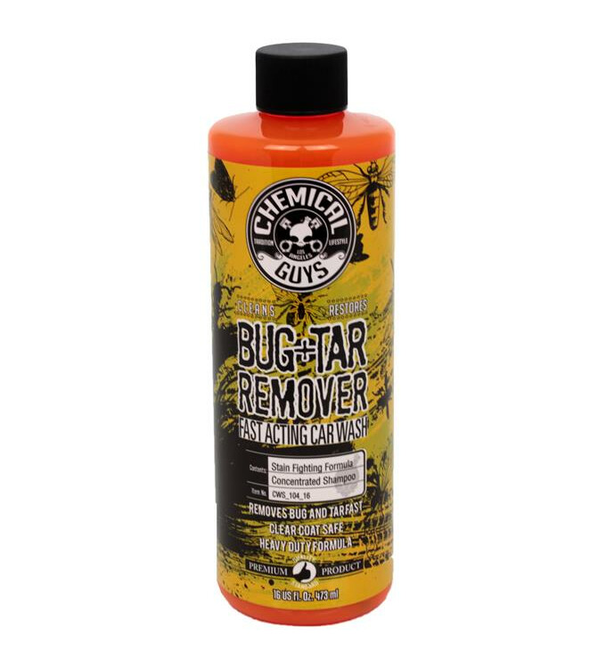 Chemical Guys Bug + Tar Heavy Duty Car Wash Shampoo 473 ml