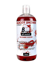 Zombie Hunter Bloody Shower Auto Shampoo stark 750ml