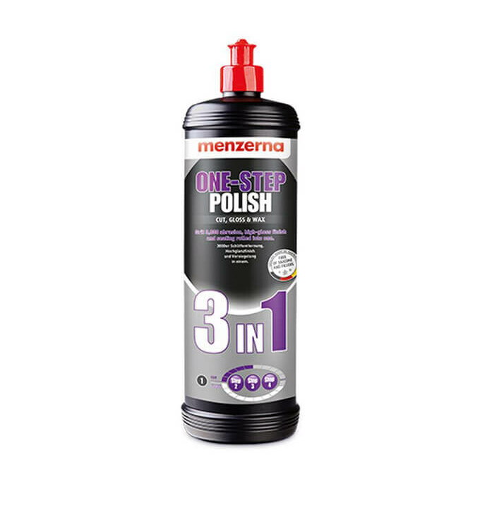 Menzerna One Step Polish 3in1 All-In-One Politur 1L