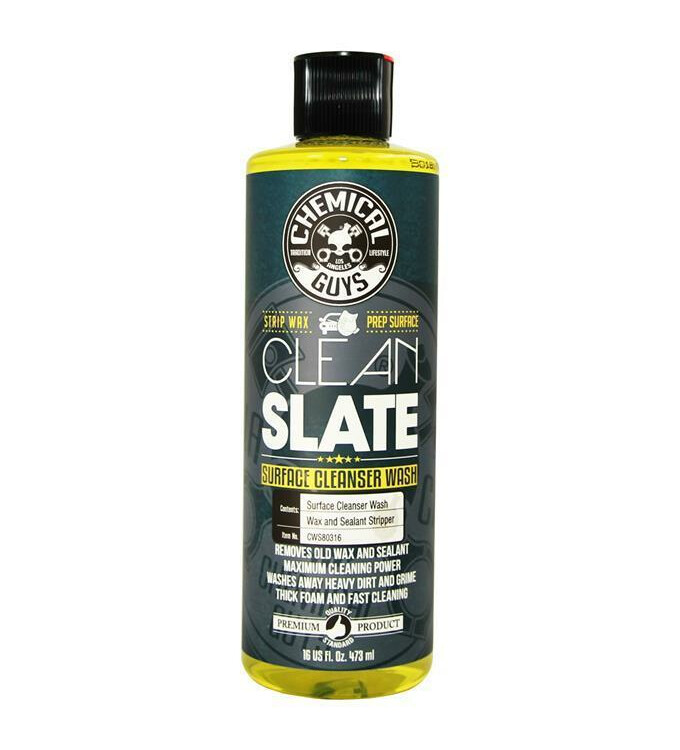 Chemical Guys Clean Slate Surface Cleanser Lackreiniger 473 ml