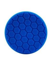 Chemical Guys Hex-Logic Polierschwamm Soft Polishing Blau 5,5""