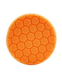 Chemical Guys Hex-Logic Polierschwamm Medium Cutting Orange 5,5""