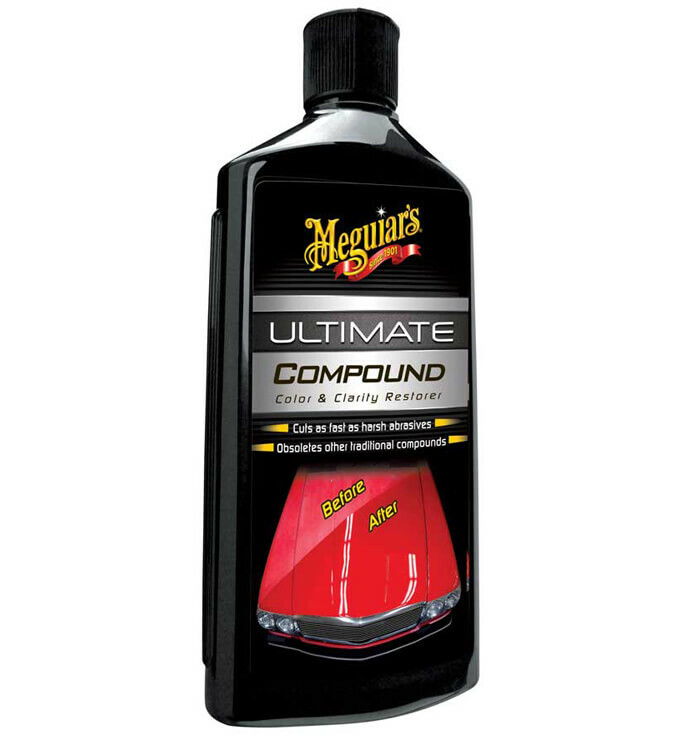 Meguiars Ultimate Compound 450ml